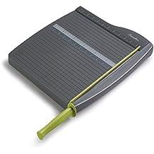 "Swingline Paper Trimmer/Cutter, Guillotine, 12"" Cut Length, 10 Sheets Capacity, ClassicCut Lite (9312)"
