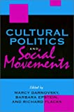 Cultural Politics and Social Movements 9781566393225