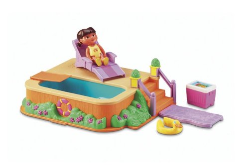 Dora's Talking House Additions - Pool/Deck