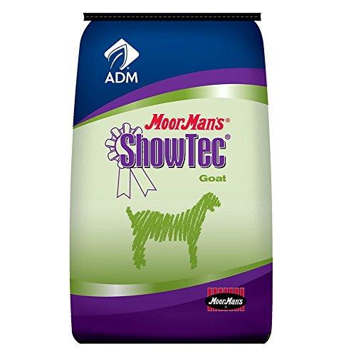 ADM ANIMAL NUTRITION MoorMan s ShowTec AminoGain Goat RU 50lb