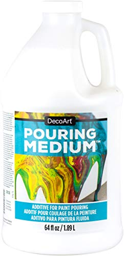 Decoart Pouring Medium, 64oz