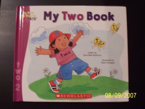 My Two Book (My First Steps to Math, My Two Book) PDF