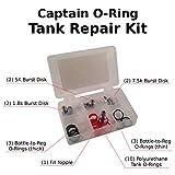 Captain O-Ring Paintball Tank Repair Kit
