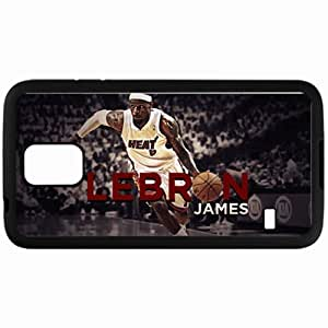 Personalized Samsung S5 Cell phone Case/Cover Skin 14892 heat wp 64 sm Black