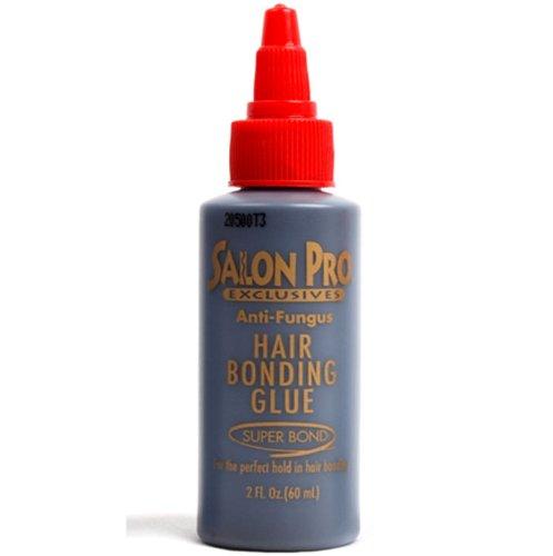 Salon Pro Exclusive Anti Fungus Hair Bonding Super Bond Glue 60ml by Salon Pro