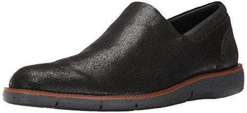 Pliner Flat Donald vz Men's Crackle Stretch Black J Calf Edell O7vnqwxaF