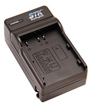 (STK EN-EL3e Charger for Nikon Digital SLR D80 D700 D90 D300 D100 D200 D300s D50 D70s D70 Cameras)
