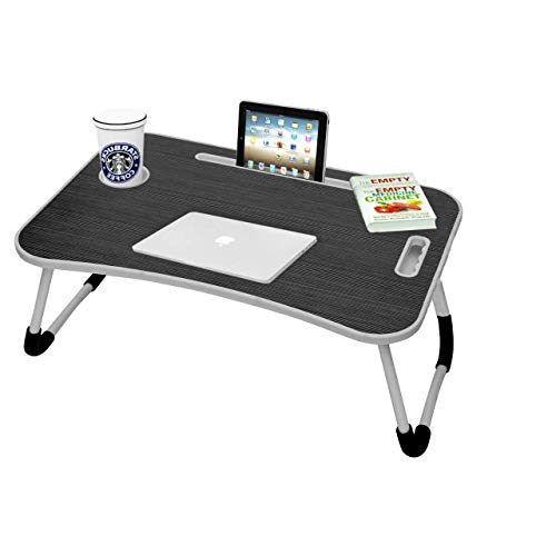 Best Folding Laptop Table with Cup Holder
