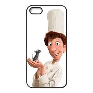 Ratatouille iPhone 4 4s Cell Phone Case Black Dfybo