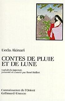 Contes de pluie et de lune par Ueda