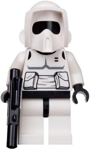 LEGO Star Wars LOOSE Mini Figure Scout Trooper with Blaster Pistol