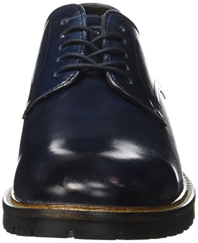Base London Barrage - Zapatos Hombre Azul - Bleu (Washed Blue)