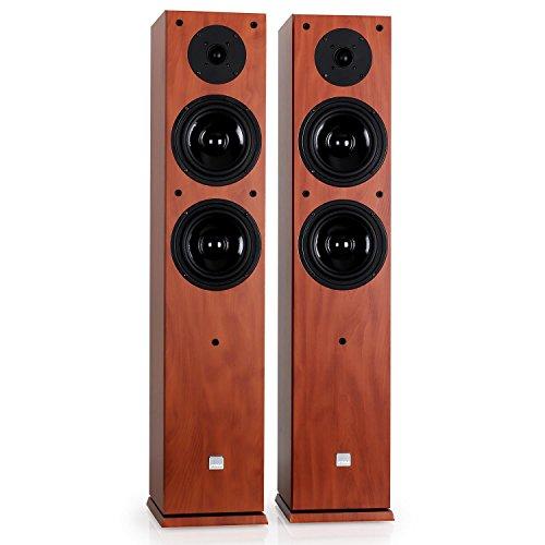 Madison mad-65wh Paar Lautsprecher HiFi 120W weiß