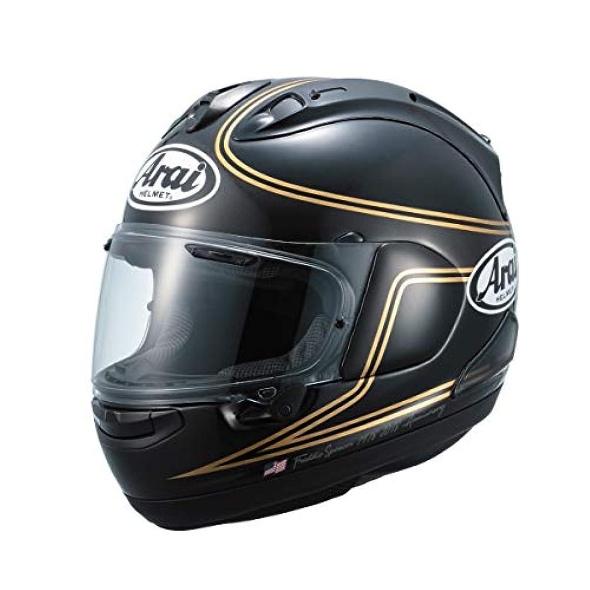 [해외] 아라이(ARAI 아라이 헬멧) 오토바이 헬멧 풀 페이스 RX-7X SPENCER SPL 난카이 오리지널 55-56 NK553982