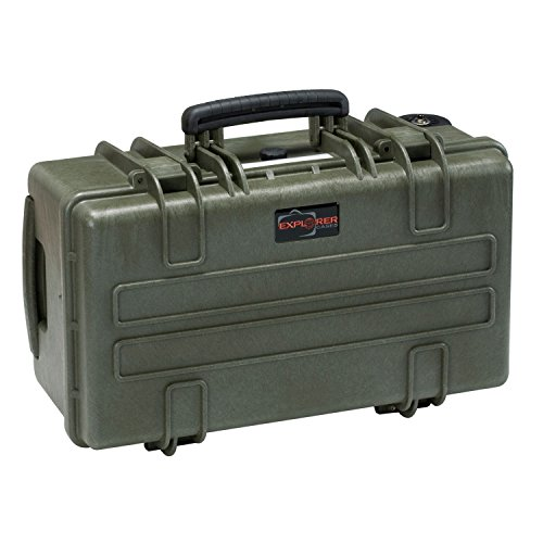 Best Divers Explorer Laptop Rollkoffer, 31 liters, Grün (Verde)