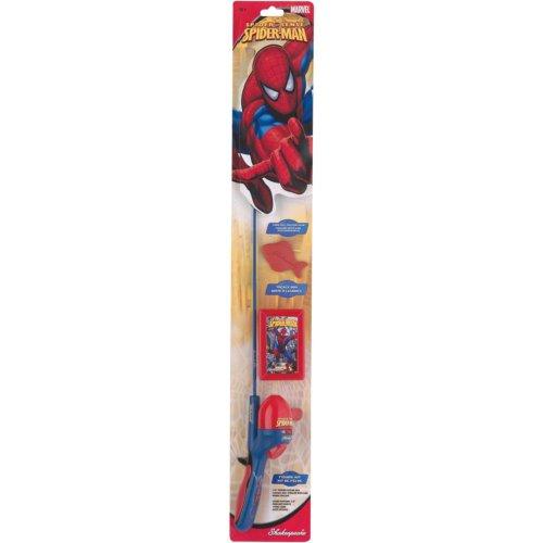 Berkley 1147859 Spider Man Fishing Kit