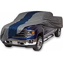 Duck Covers A2T249 Double Defender Pickup Truck Cover for Extended Cab Standard Bed Trucks up to 20' 9""