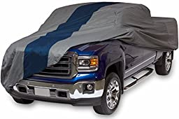 Duck Covers A2T197 Double Defender Pickup Truck Cover for Standard Cab Trucks up to 16\' 5\
