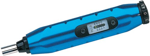 CDI Torque 401SM Micro Adjustable Torque Screwdriver, Torque Range 5 to 40-Inch Pounds (Drivers Screws Torque)