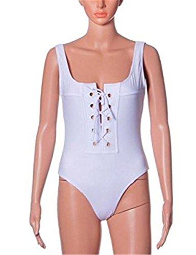 Da Costume Da Bikini Donne Impostato Da Bagno Monokini Liwell Reggiseno Bikini Del Bagno Imbottito Del Bikini Bagno Del Beachwear Tribale Fascia A Spiaggia Costumi Costume R86qx5wn