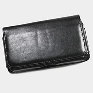 Funda de piel sintética con tapa y enganche para cinturón para teléfono móvil DORO LIBERTO 820