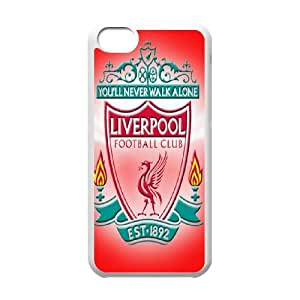 Custom Case liverpool for iPhone 5C T2F3438663