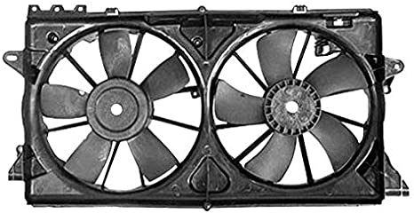 Radiator Cooling Fan For 2010-2014 Ford F-150 2007-2012 Lincoln Navigator