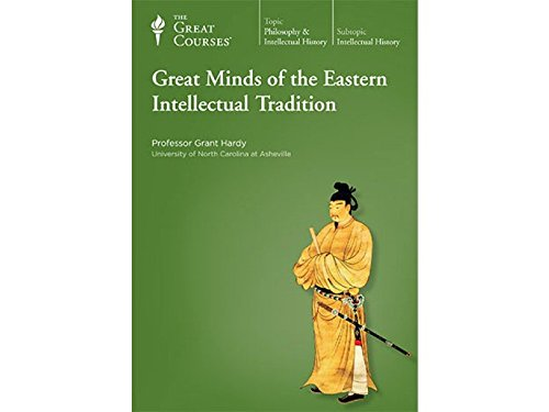 90 Tablets Lifetime - Great Minds of the Eastern Intellectual Tradition