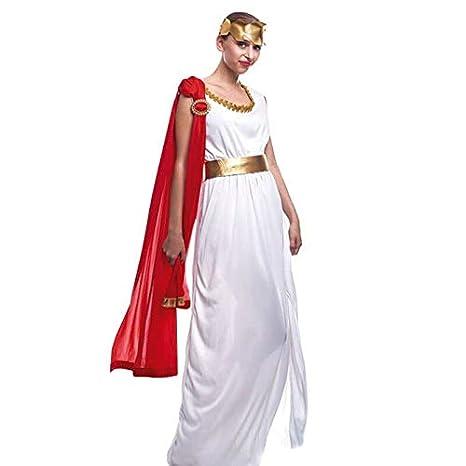 Disfraz Romana Mujer Carnaval Histórico (Talla S) (+ Tallas ...