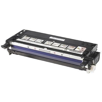 Original Dell 310-8395 Black Toner Cartridge for 3115cn Color Laser Printer
