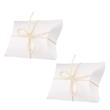Ototon - Cajas de caramelos de papel kraft con cuerda de ...