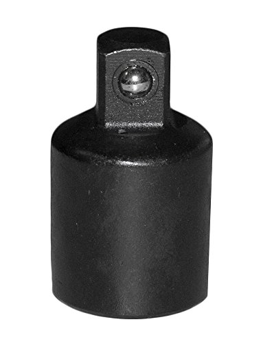 Century Drill and Tool 66508 Impact Pro Socket Adapter Square Drive Reducer, 1/2-Inch to 3/8-Inch