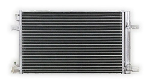 (A/C Condenser - Cooling Direct For/Fit 3794 10-11 Buick LaCrosse 11-16 Chevrolet Cruze w/Receiver & Drier)