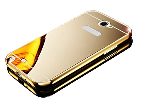 metal bumper for note 2 - 1