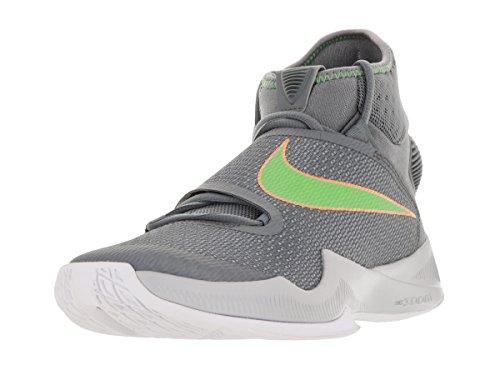 Action Men's 2016 Basketball Gry Zoom Cool Shoe Hyperrev Grey Wlf Nike Green UB87dwqxB