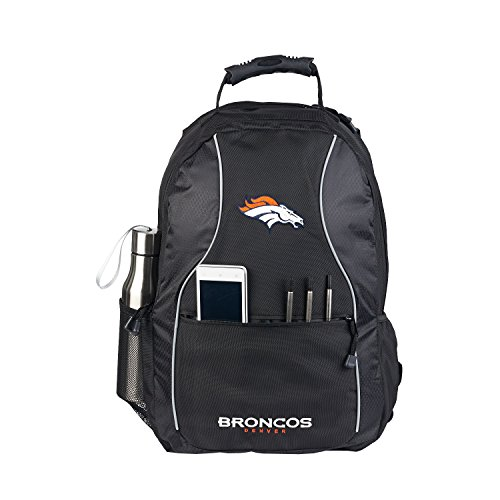 Denver Broncos Laptop - The Northwest Company Officially Licensed NFL Denver Broncos Phenom Backpack