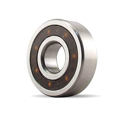 LDEXIN CSK15 Sprag Clutch One Way Keyway Sprag/Clutch Freewheel Backstop Dual Keyway Bearing Linear Motion Ball Bearing 15 mm Bore ID, 34 mm OD, 11 mm Thickness
