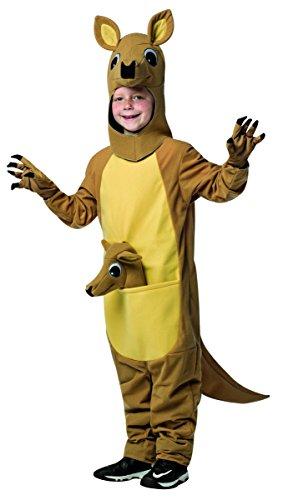 Rasta Imposta 6540-710 7-10 Kangaroo Costume