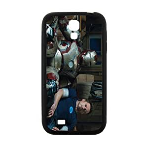 DAZHAHUI Iron Man Phone Case for Samsung Galaxy S4