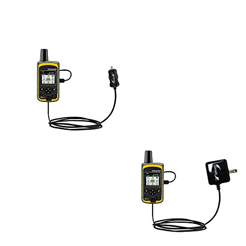 Essential Gomadic AC /DC Charge Accessory Bundle Kit for the DeLorme inReach SE includes Gomadic Home and Car Chargers at a Money Saving Price. Based on TipExchange Technology
