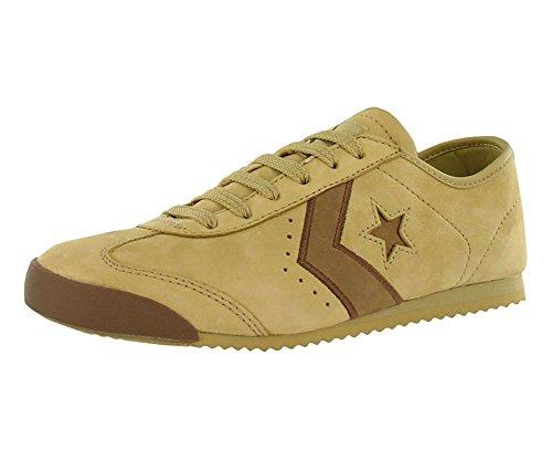 converse mt star 3 ox women s sneakers size us 8 5 regular width color beige brown 2016. Black Bedroom Furniture Sets. Home Design Ideas