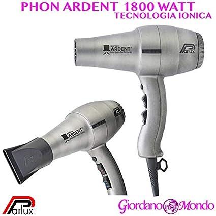 secador parlux secador de pelo ardent – w tecnología iónico Profesional para barbero