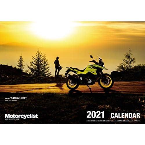 Motorcyclist 2020年12月号 付録