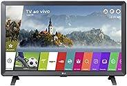 "Smart TV LED 24"" Monitor LG 24TL520S, Wi-Fi, WebOS 3.5, DTV Machine"