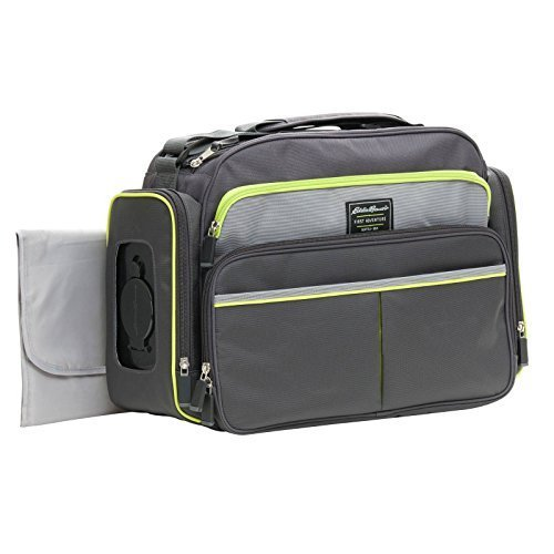 Eddie Bauer Sport Duffel Bag with Organizer by EB