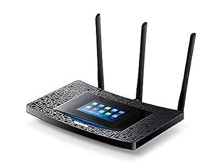 TP-Link Touch P5 Router Windows Vista 64-BIT