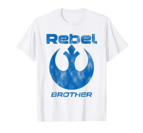 Star Wars Rebel Alliance Matching Family BROTHER T-Shirt (Best Big Brother Alliances)