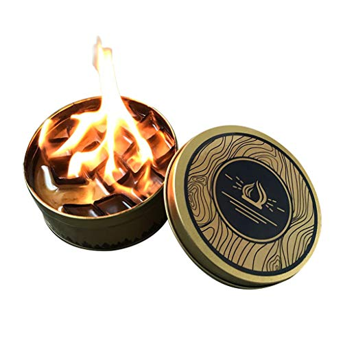 (Portable and Reusable Campfire Outdoor Lighting Campfire Heating)