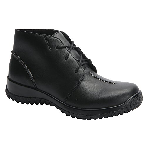 Drew N Women's Suede Black Black Smooth 10 Krista boots 5 Leather ATAwaqdrx0