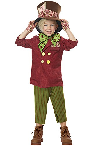 Lil' Mad Hatter Toddler Costume -